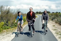 Film CYCLING WITH MOLIERE (France) 2013 Dir. Philippe Le Guay