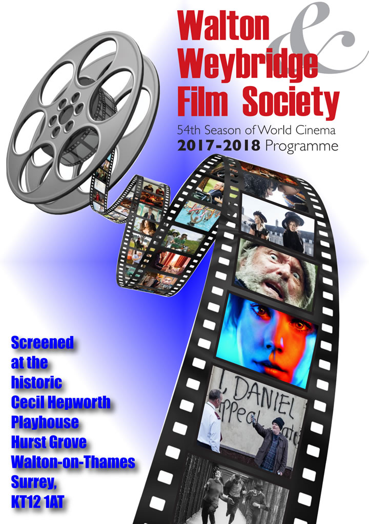 Programme Of Films at Walton & Weybridge Film Society